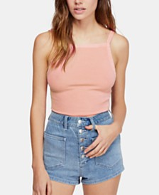 Free People Set Up Tank Top