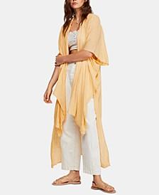 Angelica Open-Front Kimono