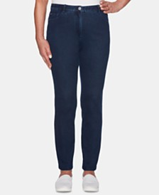 Alfred Dunner Smooth Sailing Jeans