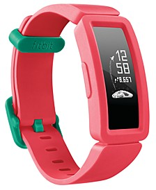Kid's Ace 2 Activity Tracker Watermelon Silicone Strap Smart Watch 20.5mm
