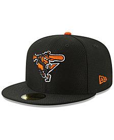 New Era Boys' Baltimore Orioles Batting Practice 59FIFTY Cap