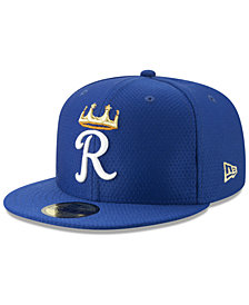 New Era Boys' Kansas City Royals Batting Practice 59FIFTY Cap