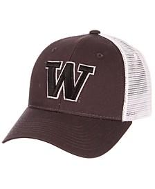 Washington Huskies Big Rig Trucker Snapback Cap