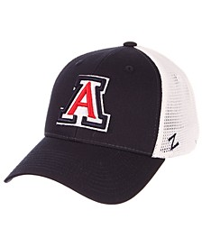 Arizona Wildcats Mesh Flex Stretch Fitted Cap