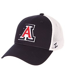 Zephyr Arizona Wildcats Mesh Flex Stretch Fitted Cap