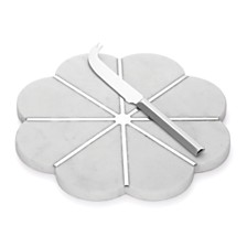kate spade new york Gramercy Cheese Board with knife
