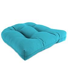 Jordan Manufacturing Outdoor Wicker Chair Cushions,  Set of 2