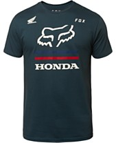 12c7b47b Fox Men's Honda Logo Graphic T-Shirt