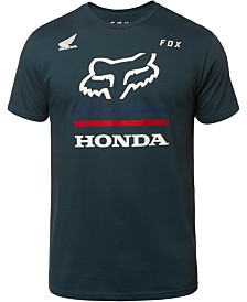 Fox Men's Honda Logo Graphic T-Shirt