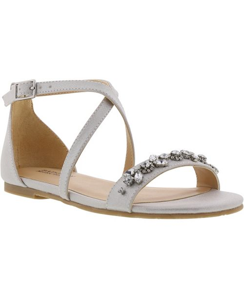 Badgley Mischka Little & Big Girls Cara Lia Dress Sandal