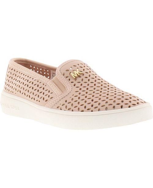 98e15350 ... Michael Kors Little & Big Girls Jem Olivia Slip On Sneakers ...