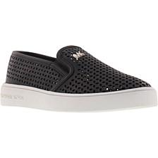 Michael Kors Little & Big Girls Jem Olivia Slip On Sneakers