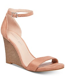 Madden Girl Willoow Wedge Sandals