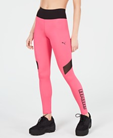 Puma TZ High-Waist Logo Leggings
