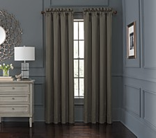 Waterford Everett Teal Curtains