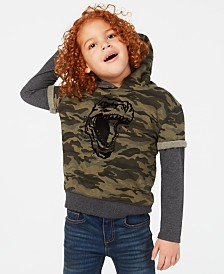 Epic Threads Toddler Boys Dino Graphic Hoodie, Created for Macy's