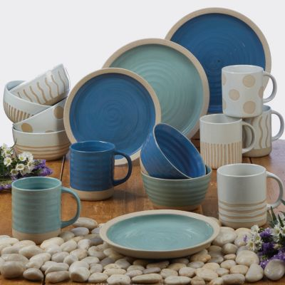 Artisan 16-Pc. Dinnerware Set