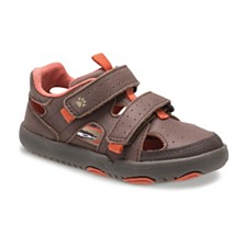 Hush Puppies Infant & Toddler Boys Quin Paw Flex® Sneaker Sandal
