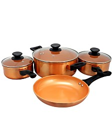 Sunbeam Larson 7 Piece Cookware Set
