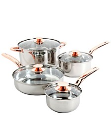 Sunbeam Ansonville 8 Piece Cookware Set