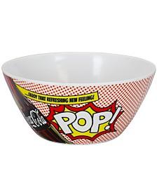 "Coca-Cola Pop Art 12 Piece 6"" Bowl Set"