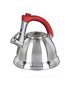 Mr. Collinsbroke 2.4 Qt Tea Kettle with Handle