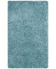 Polar Light Turquoise 3' x 5' Area Rug