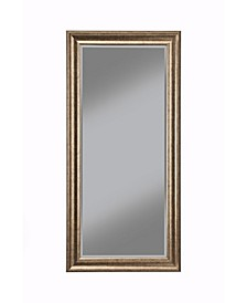 Martin Svensson  Antique Gold Full Length Leaner Mirror