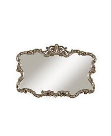 Martin Svensson  Aureate Antique Silver Wall Mirror