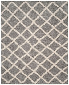 Safavieh Dallas Gray and Ivory 8' x 10' Area Rug