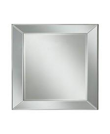 Martin Svensson  Mirror On Mirror Wall Mirror