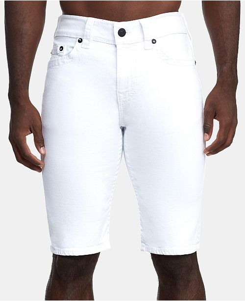 True Religion Men's Ricky No-Flap Big T Shorts