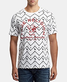 Men's Monogram Graphic T-Shirt