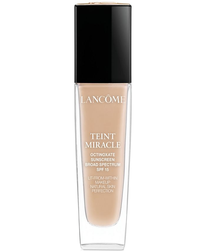 Lancôme - Teint Miracle Lit-From-Within Makeup