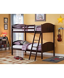 Toshi Twin Over Twin Bunk Bed