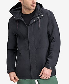 Men's Hooded Jacket