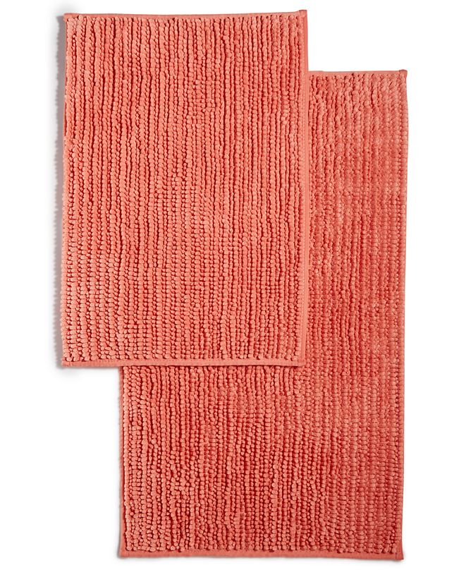 Martha Stewart Collection 2-Pc. Noodle Rug Set, Created for Macy's