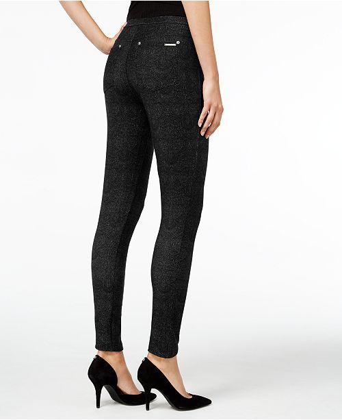 126ad786b8005 Michael Kors Leggings in Regular   Petite Sizes   Reviews - Women ...