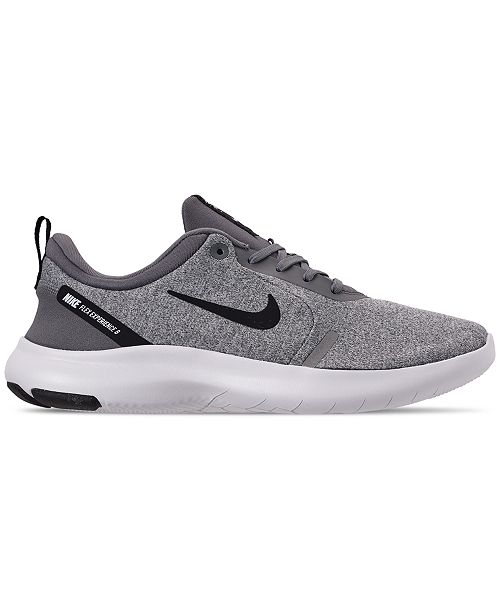 36c2ec263bacb ... Nike Men s Flex Experience RN 8 Extra Wide Width Running Sneakers from  Finish ...
