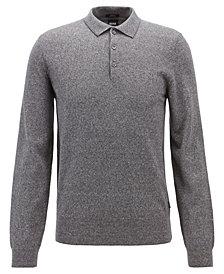 BOSS Men's Feretti Slim-Fit Knitted Sweater