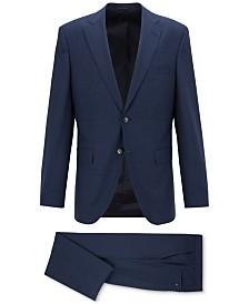 BOSS Men's Phoenix/Madisen Regular-Fit Wool Suit