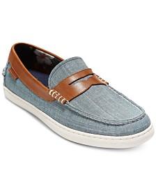 콜한 맨 핀치 위켄드 로퍼 Cole Haan Mens Pinch Weekender Loafers, Created for Macys