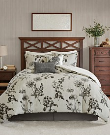 Harbor House Nellie King 5-Piece Reversible Cotton Duvet Cover Set