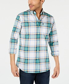 Barbour Men's Classic Fit Highland Plaid Shirt