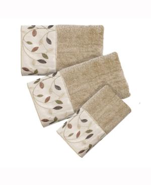 Popular Bath Aubury 3-Pc. Towel Set Bedding