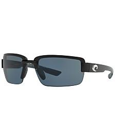 Costa Del Mar Polarized Sunglasses, GALVESTON 67P