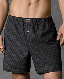 Men's Underwear, Woven Boxer