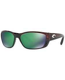 Polarized Sunglasses, FISCH 64P