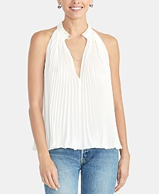 RACHEL Rachel Roy Pleated Top