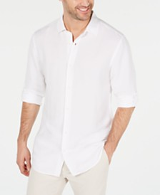 Alfani Men's Linen Basic Essentials, Created for Macy's